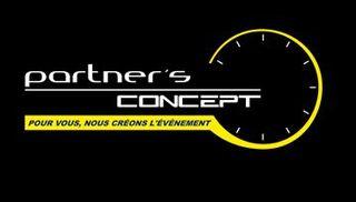 Logo partners concept