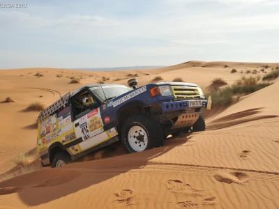 125 dans les dunes
